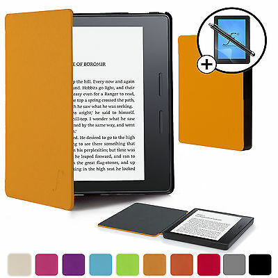 AU6.08 • Buy Forefront Cases Yellow Case Cover Amazon Kindle Oasis 2016 Screen Prot Stylus