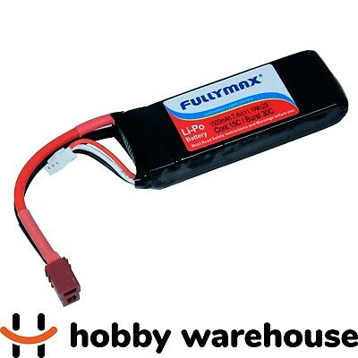 AU23.40 • Buy HSP 50645 7.4V 1500mAH LiPo Battery