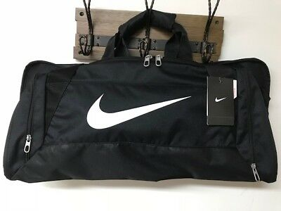 NWT Nike Brasilia 6 Medium Gym Duffel Bag Adjustable Strap BA4829 Various  Colors • 44.00  579e2904178c6