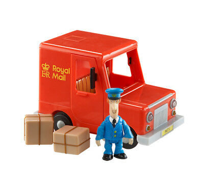 £14.64 • Buy Postman Pat SDS Delivery Van With Parcels & Pat Figure TOY NEW