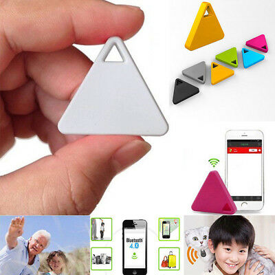 Bluetooth Mini Tag Tracker Kids Wallet Key Finder Locator Alarm Anti-lost Tools • 3.78£
