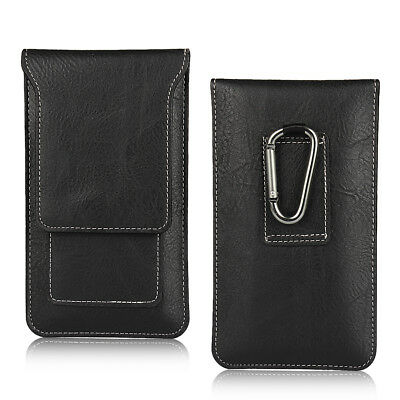 AU19.95 • Buy Genuine Leather Belt Clip Tradesman Case Cover For Varieties Nokia Lumia Phones