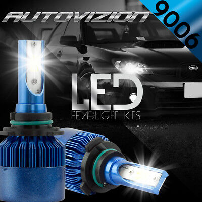 $19.99 • Buy AUTOVIZION LED HID Headlight Kit 9006 White For 2005-2007 Ford Five Hundred