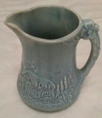 Price Bros Cottage Ware Pale Green Jug.Lovely Old Jug In A Lovely Colour. • 6£