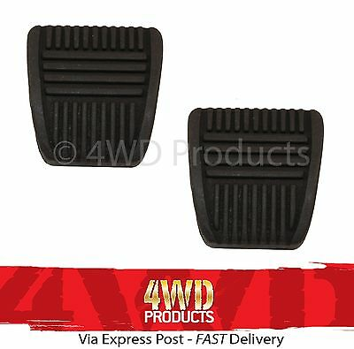 AU14.95 • Buy Brake/Clutch Pedal Pad SET For Toyota Hilux LN106/107 LN111(88-97)4Runner LN130
