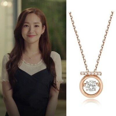 $ CDN415.38 • Buy STONE HENGE D0004 Necklace Whats Wrong With Secretary Kim Touch Your Heart Kpop