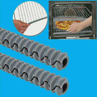 £2.95 • Buy 2x Silicon Oven & Cooker Shelf Guard, Arm & Hands Protector No Burns Easy To Fit