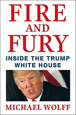AU64.09 • Buy Fire And Fury: Inside The Trump By Michael Wolff January 5, 2018