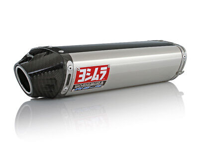 $409 • Buy Kawasaki Zx-6r Rr  '05-06 Yoshimura Street Rs-5 Slip On Exhaust  1462275