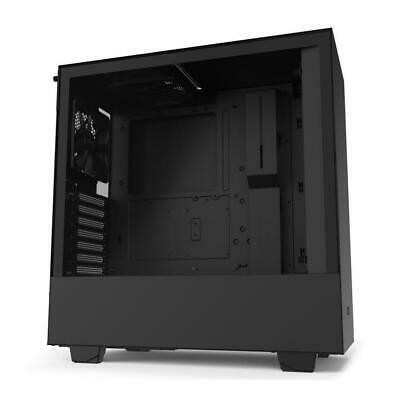 AU159 • Buy NZXT H510 ATX Window Gaming Tempered Glass Case Matte Black Mid Tower Desktop PC