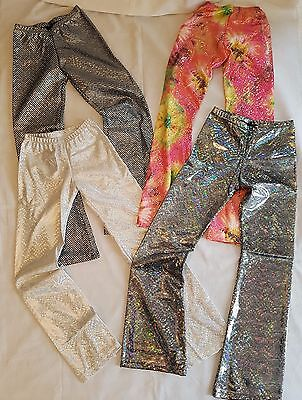 £14.95 • Buy Girls' Jazz Pants Freestyle Jazz Tap Various Colours, Styles And Sizes (3 & 4)
