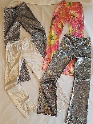 £12.95 • Buy Girls' Jazz Pants Freestyle Jazz Tap Various Colours, Styles And Sizes (1 2 3a)