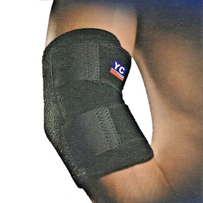 Tennis Golfer Elbow Strap Epicondylitis Wrap Support For Lateral Pain Syndrome • 2.88£