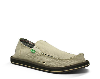 Sanuk Men's Slip-On Hemp Sidewalk Surfer Sandal - Natural • 43.68£