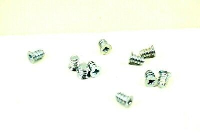 £10.92 • Buy IKEA 100365 Drawer Screws Side Rails Hemnes Malm Hopen Parts Replacement 120035