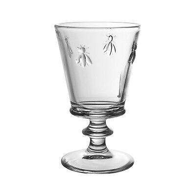 La Rochere Bee Glass Stemmed - Wine/Water Glass - 24cl - Made In France • 6.75£