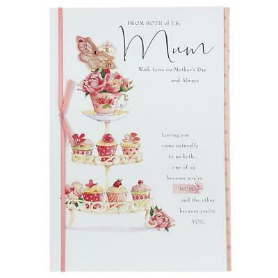 Hallmark Mother's Day Card 'Mum Traditional Lucy Cromwell Illustrated' - Large • 6.95£