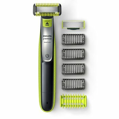 AU193 • Buy Philips Norelco OneBlade Face + Body Trimmer And Shaver, QP2630/70