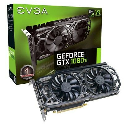 $ CDN1333.40 • Buy EVGA GeForce GTX 1080 Ti SC Black Edition