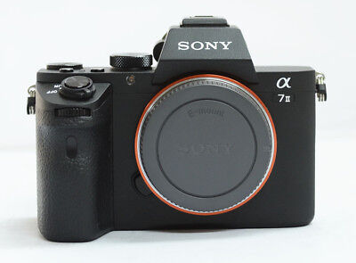 $ CDN1002.08 • Buy Sony A7II  A7M2 ILCE-7M2 Mark II Camera -Black (Body Only)