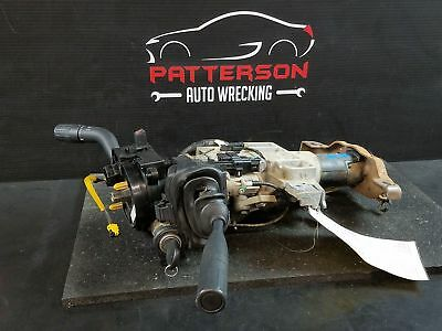 $150 • Buy 2009 FORD F350 SD PICKUP Steering Column Shift W/ Cruise Tilt Key - NO Wheel