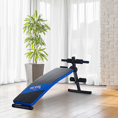 £39.99 • Buy Sit-up Bench Abdominal Trainer Fold Ab Crunch Weight Training Incline Adjustable
