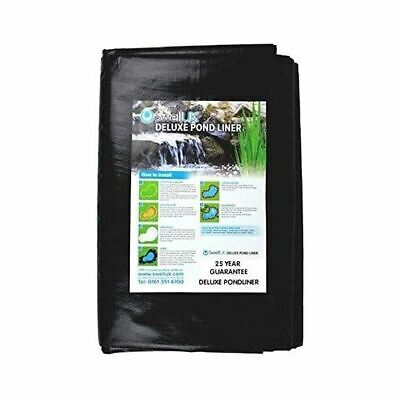 Pond Liner 25 Year Guarantee - Garden Pond Liners For Any Size Koi Fish Pond • 10.80£