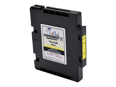 £31.89 • Buy 29mL InkOwl YELLOW Performance-R Sublimation Cartridge For RICOH SG3110 SG7100