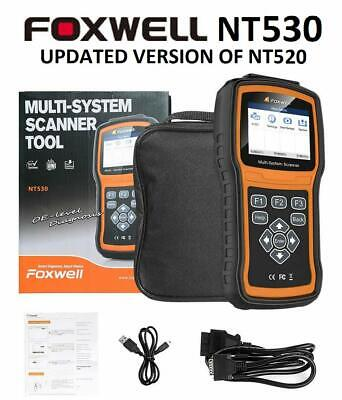 Foxwell NT520 PRO For HONDA Integra Multi System OBD2 Scanner Diagnostic Tool • 249$