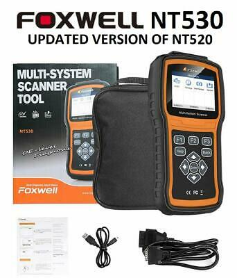 Foxwell NT520 PRO For HONDA Accord Multi System OBD2 Scanner Diagnostic Tool • 249$
