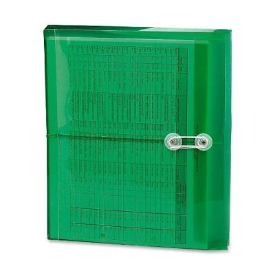 Smead 89523 Green Poly Envelopes With String-tie Closure - Letter - 8.50  X 11  • 12.16£