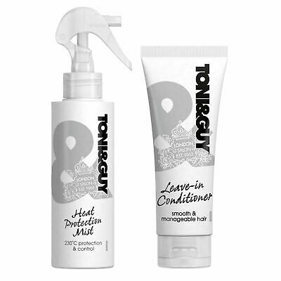 £5.99 • Buy Toni&Guy Prep Hair Care & Styling Mousse/Mist/Conditioner - For Fine Hairs