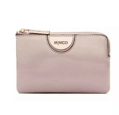 AU34.99 • Buy MIMCO Echo Balsa Patent Leather Small Pouch Wallet • Brand New• 100% Authentic