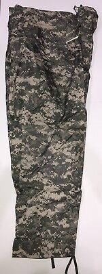 $48.99 • Buy US Military Issue ACU Trousers, Improved Rainsuit XX-LARGE NWT!
