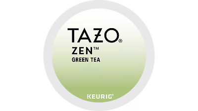 Tazo Zen Green Tea  24 To 144 Keurig K Cup Pods Pick Any Size FREE SHIPPING  • 16.85£