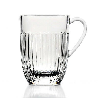 La Rochere Glassware - Coffee & Tea Mug Drinking Glass - Ouessant - 400ml • 10.75£