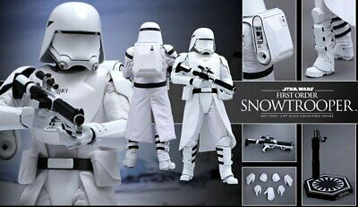 $ CDN304.22 • Buy Star Wars - Snowtrooper Episode VII The Force Awakens 12  1:6 Scale Action Fi...