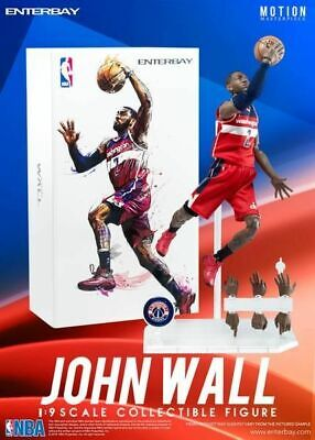 $150.24 • Buy NBA - John Wall 1:9 Scale Action Figure-ENTMM-1204