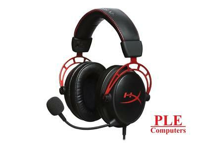 AU169 • Buy Kingston HyperX Cloud Alpha Pro Gaming Headset For PC, PS4 & Xbox One, Ninten..
