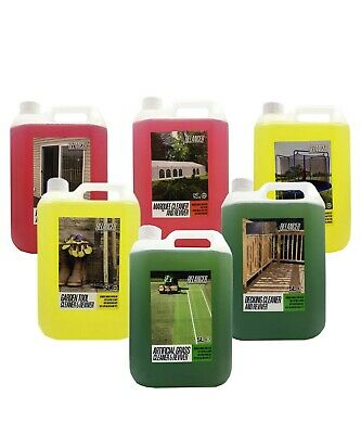 Relancer Cleaners - The Ultimate Garden Cleaning Range • 19.40£
