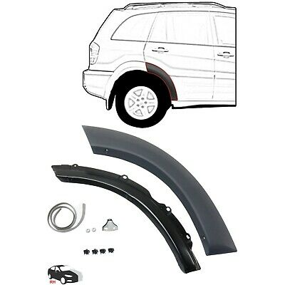 $71.49 • Buy Fender Flare Primed Rear Passenger Side Front Section For 2001-2005 Toyota RAV4