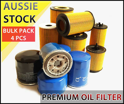 AU39 • Buy Oil Filter Z663 Fits Holden Captiva Commodore UTE 8Cycle VE 6.0 V8 HSV 4PCS