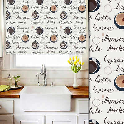 £68 • Buy Cosy Cuppa Coffee Roller Blind A Stylish & Contemporary Kitchen Roller Blind