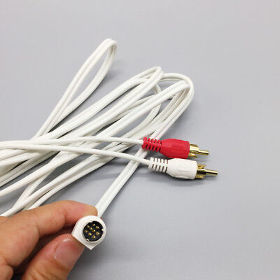 £19.99 • Buy Genuine Bose-Link RCA To DIN Adapter 9pin Cable Cord 285320-0207