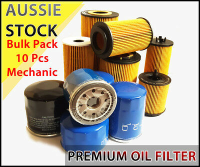 AU115 • Buy Oil Filter Z334 Fits TOYOTA Landcruiser 70 80 100 1HZ Diesel Prado KZJ120 10PCS
