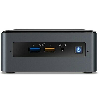 AU345 • Buy Intel Desktop PC Mini NUC Kit BOXNUC8I3BEH Bean Canyon I3-8109U