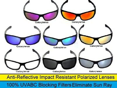 £8.48 • Buy Galaxy Replacement Lenses For Oakley Deviation Sunglasses Multi-Color Selection