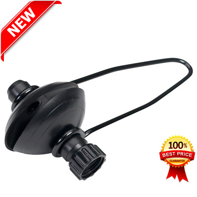 AU21.91 • Buy Outboard Marine Boat Motor Flush Universal Round Ear Muff Cups Water Flusher NEW