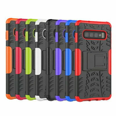 AU7.95 • Buy Shockproof Heavy Duty Case Cover For Samsung Galaxy S8 S9 S10 Plus Note 8 9 10+