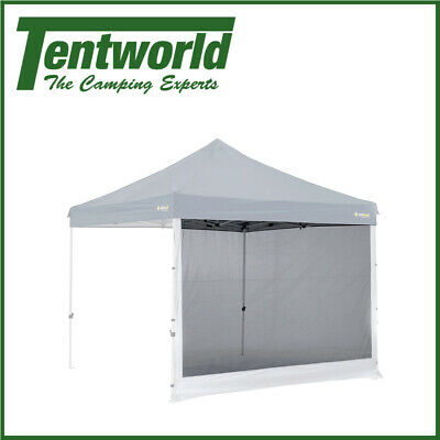 AU29.98 • Buy Oztrail Camping Tent Gazebo Mesh Side Wall Canopy Accessories 3.0